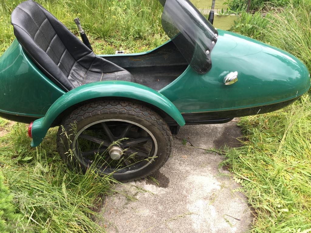Building a Sidecar FAQ | Mallory Paige
