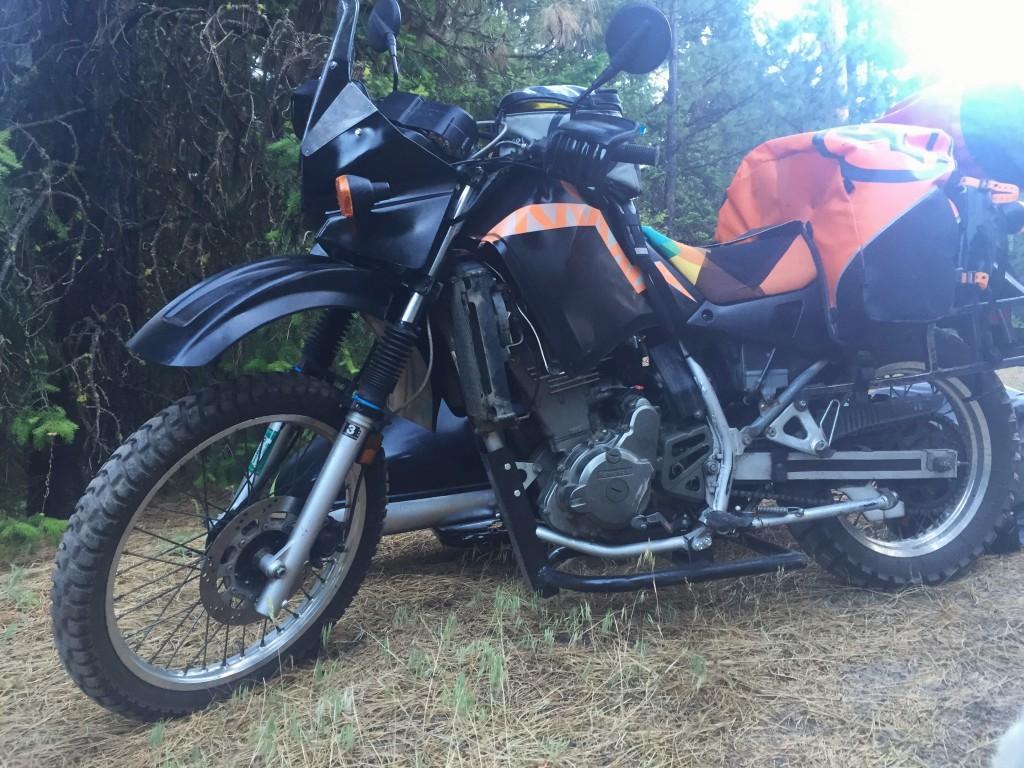 Rufio the Moto Sidecar