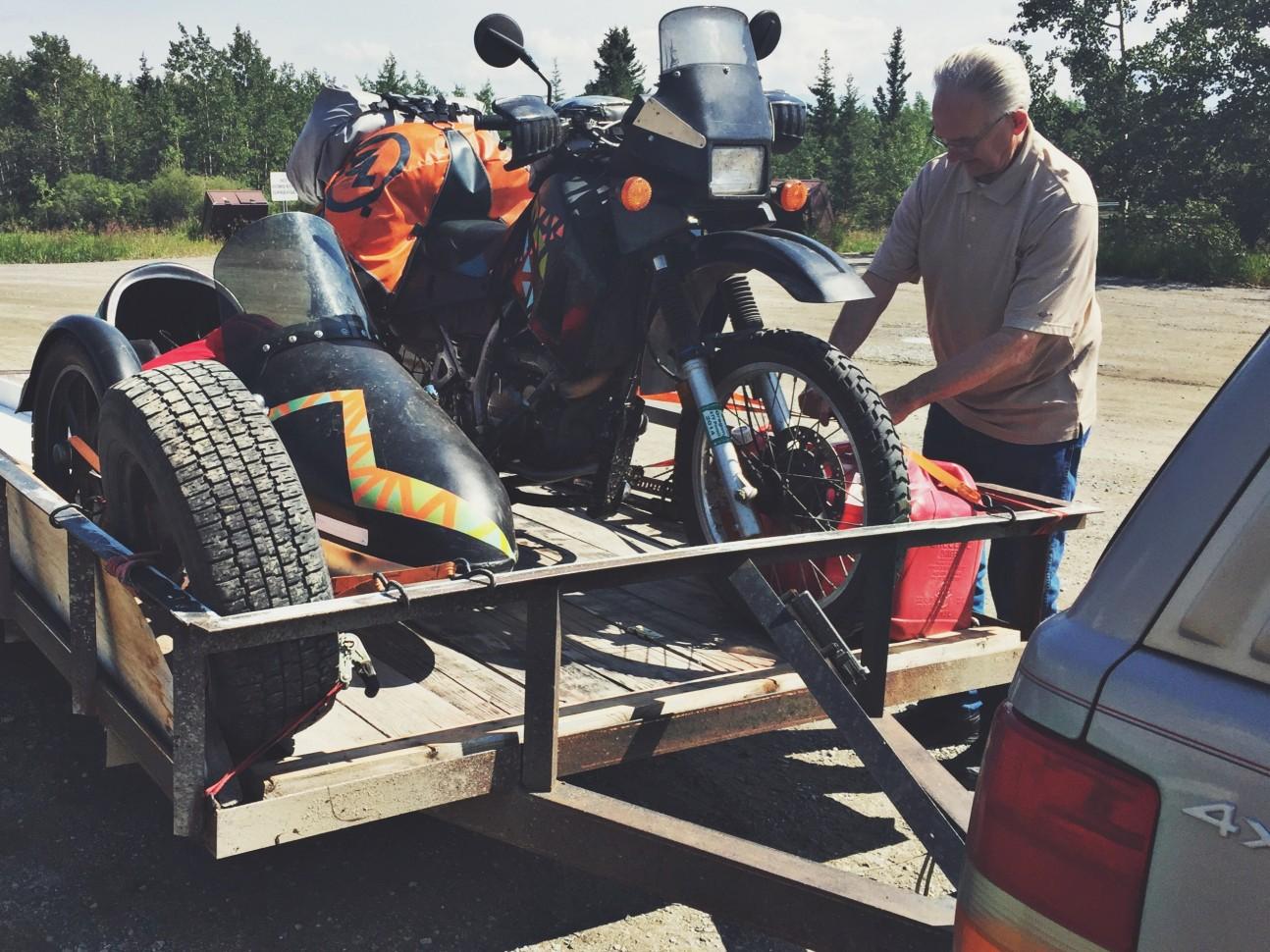 Operation Moto Dog - Rufio Rescue