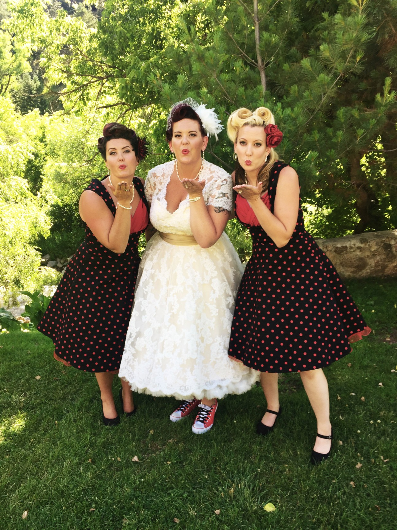 Mallory Paige - Rockabilly Wedding