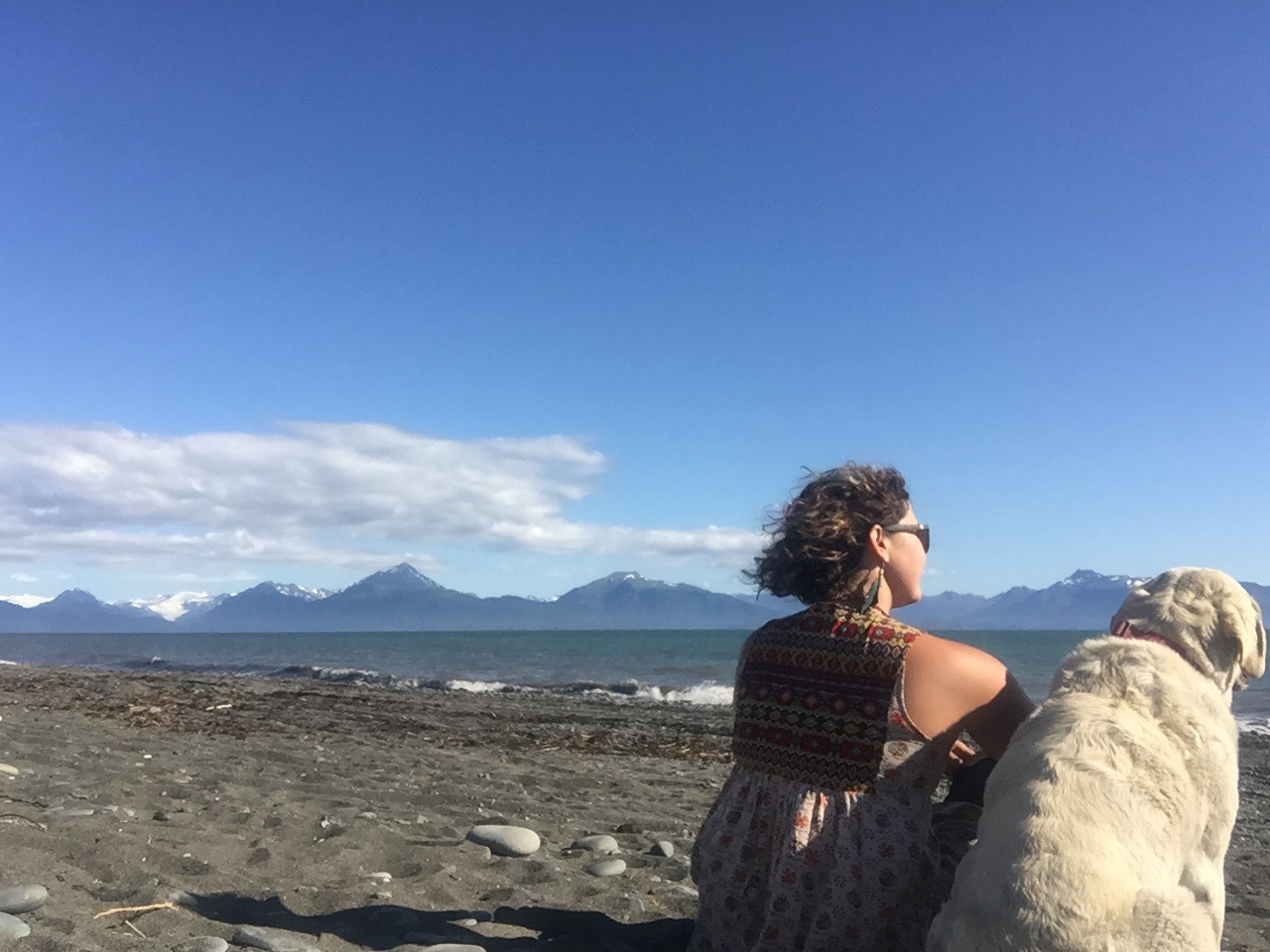 Mallory and Baylor - Homer, Alaska