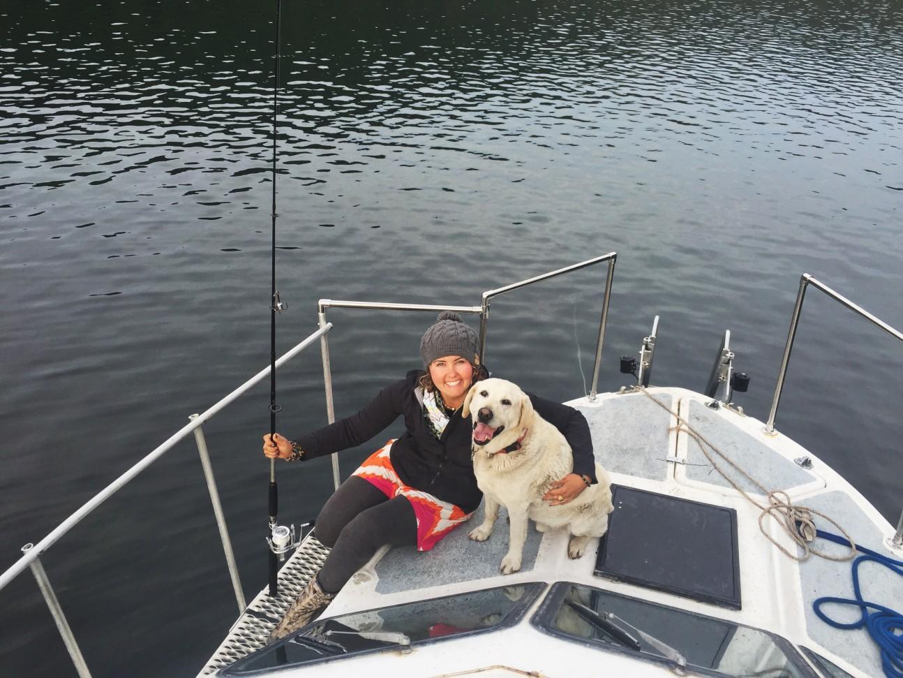 Mallory Paige - Fishing Homer, Alaska
