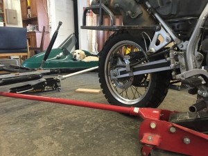 DIY Motorcycle Sidecar   Operation Moto Dog